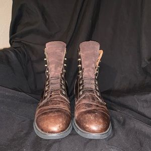 Women's Ariat Lace Up Boots